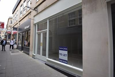 Thumbnail Retail premises to let in Ground & First Floors, 17 Union Passage, Bath, Somerset