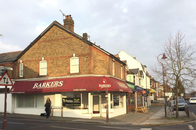 Thumbnail Retail premises to let in Watling Street, Radlett