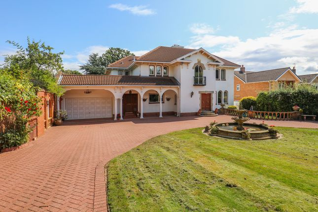 Thumbnail Detached house for sale in Whirlow Park Road, Sheffield