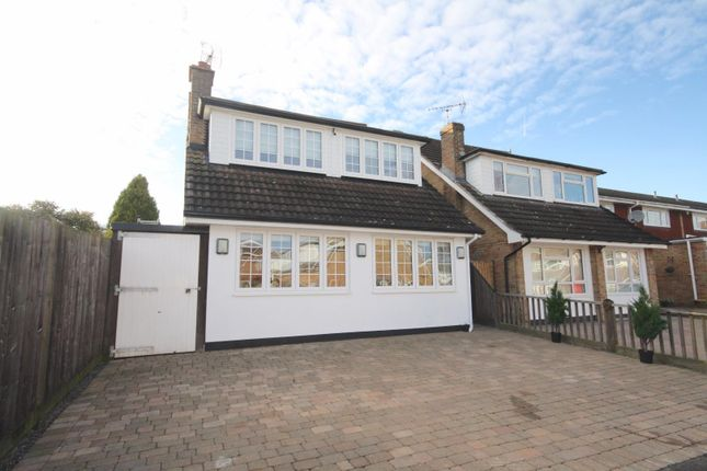 Thumbnail Property for sale in Viking Way, Pilgrims Hatch, Brentwood