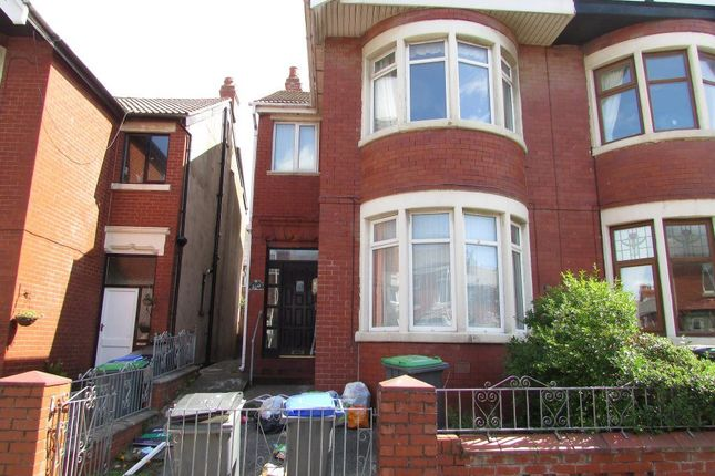 Thumbnail Semi-detached house to rent in Palatine Road, Blackpool, Lancashire