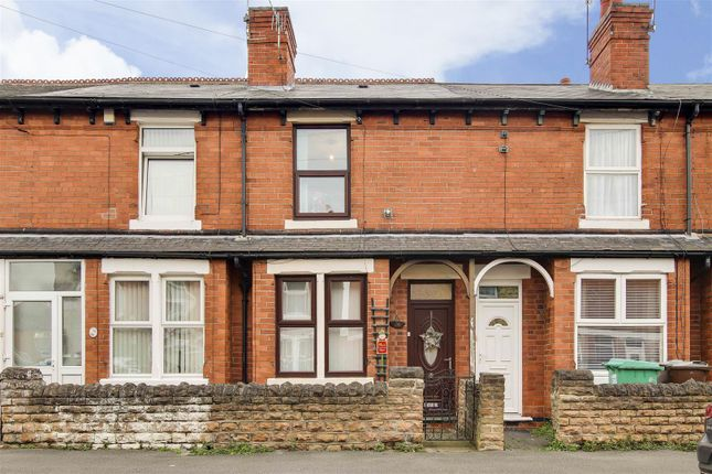 2 bed terraced house for sale in Ockerby Street, Bulwell, Nottinghamshire NG6