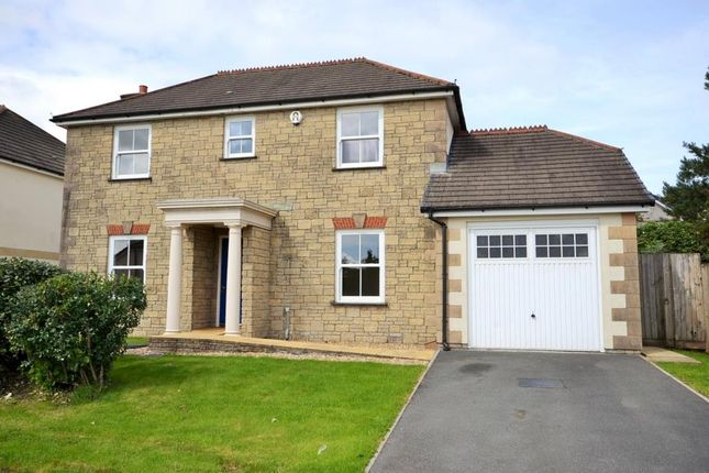 Thumbnail Detached house to rent in Wilkinson Close, Kelly Bray, Callington, Cornwall