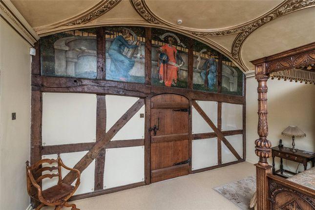Master Bedroom of Waddington, Clitheroe, Lancashire BB7