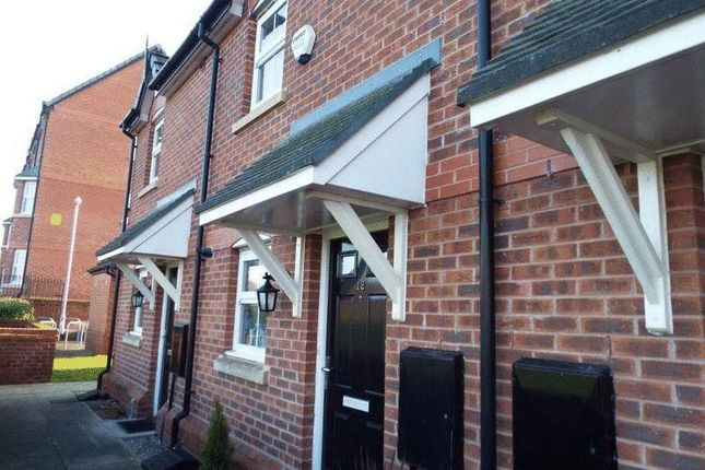 Thumbnail Terraced house to rent in Collingwood Close, Hazel Grove, Stockport