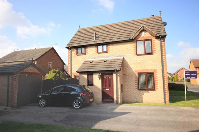 Thumbnail Semi-detached house for sale in Edencroft Drive, Edenthorpe, Doncaster