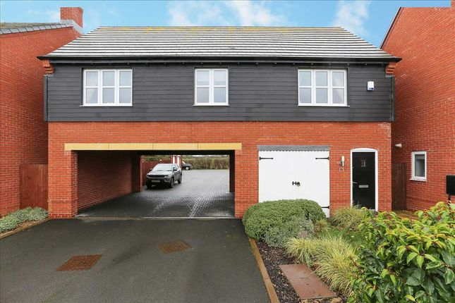 Main Picture of Norman Edwards Close, Nether Whitacre, Coleshill, Birmingham B46