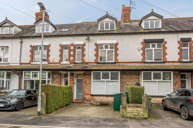 Thumbnail Terraced house for sale in Avon Road, Hale, Altrincham
