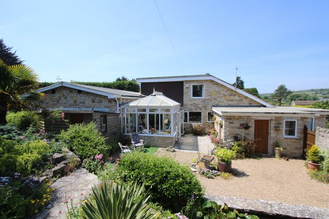 Thumbnail Semi-detached house for sale in Boundary Close, Swanage