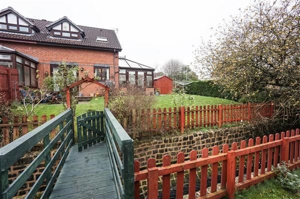 Thumbnail Semi-detached house to rent in Greenstone Avenue, Horwich, Bolton