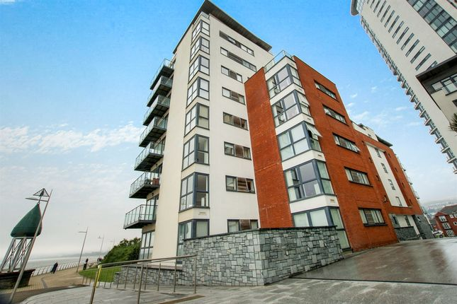 Thumbnail Flat for sale in Trawler Road, Maritime Quarter, Swansea