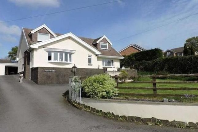 Thumbnail Detached house for sale in Ebenezer Road, Llanedi, Pontarddulais, Swansea, City & County Of Swansea.
