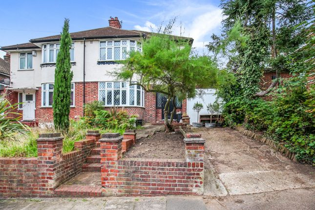3 bed semi-detached house for sale in Featherstone Avenue, London SE23