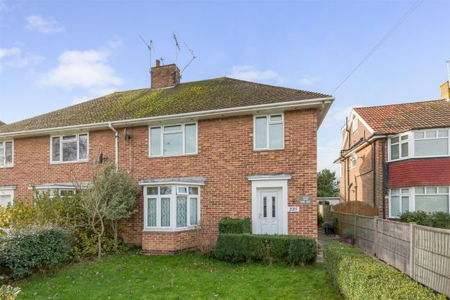 Thumbnail Flat for sale in Ringmer Road, Worthing