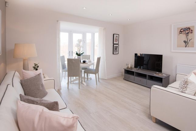 """Thumbnail End terrace house for sale in """"Cannington"""" at Sandbeck Lane, Wetherby"""
