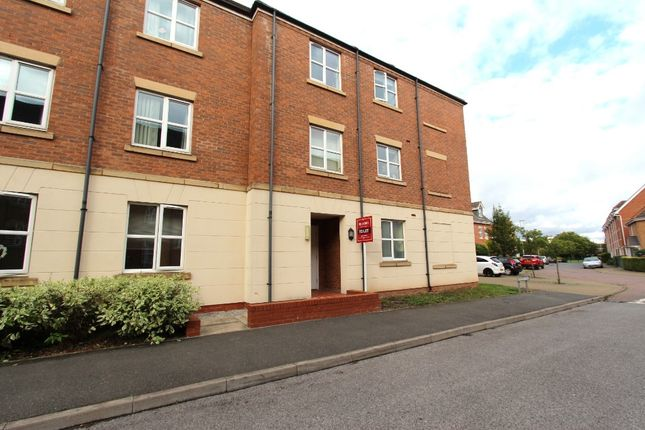 2 bed flat to rent in Johnson Way, Chilwell NG9