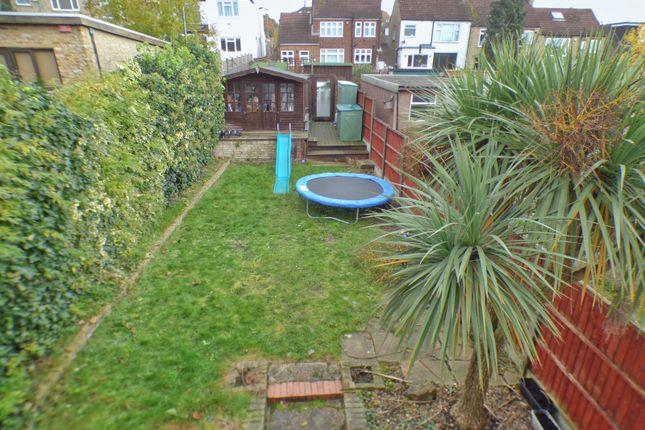 View Over Garden of Brookside, East Barnet EN4