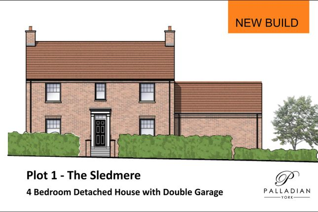 Thumbnail Detached house for sale in Woldgate Pastures, East End, Kilham
