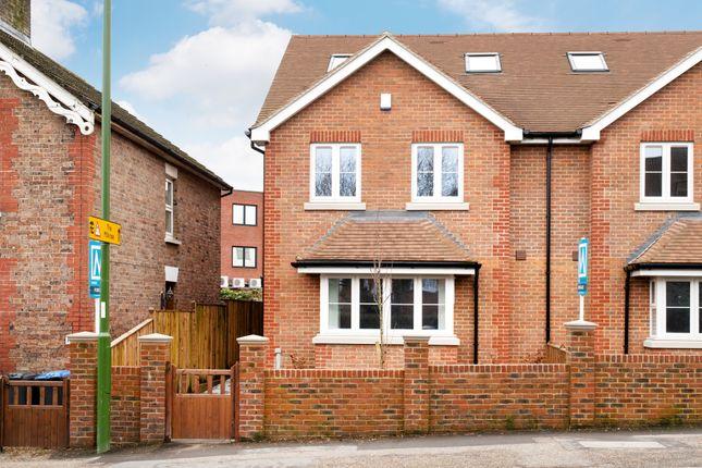 Thumbnail Semi-detached house for sale in Hazelgrove Road, Haywards Heath