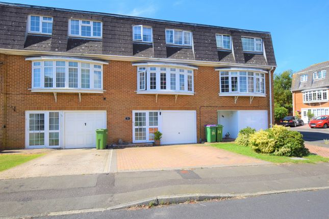 Thumbnail Terraced house for sale in Beech Close, Folkestone