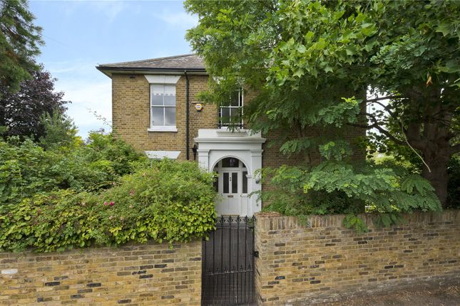 Thumbnail Detached house for sale in Manor Road, East Molesey, Surrey