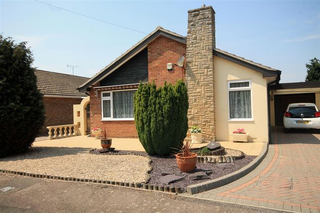 Thumbnail Bungalow for sale in Vermont Close, Clacton-On-Sea