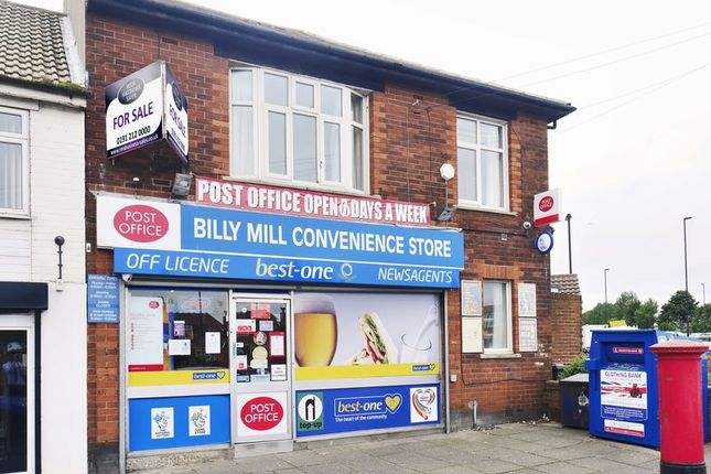 Commercial property for sale in Billy Mill Convenience Store, 17 Coast Road, North Shields