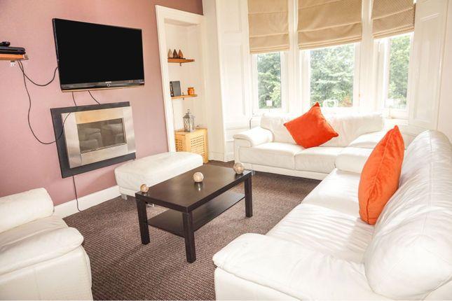 Lounge of 11 Meadowside Street, Renfrew PA4