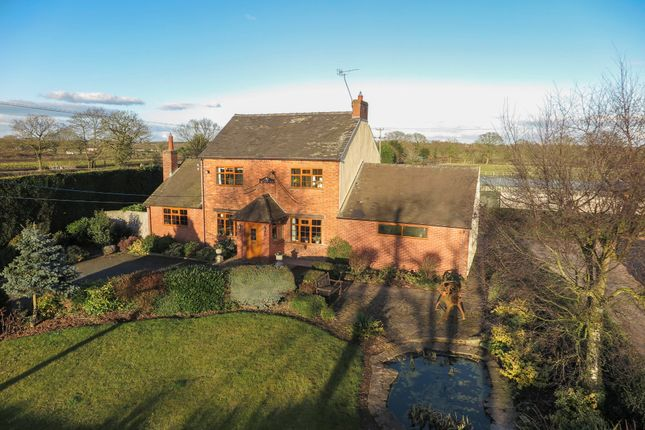 Thumbnail Detached house for sale in Ivy House Farm, Stoke Park, Heath Cote