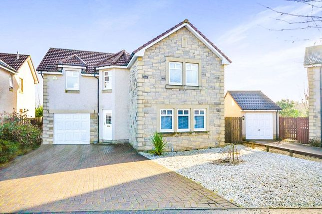 Thumbnail Detached house to rent in Kinloch Drive, Glenrothes