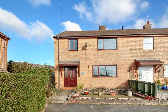 Thumbnail Semi-detached house for sale in Rawsthorne Avenue, Edenfield, Ramsbottom