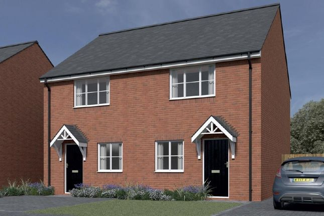 Thumbnail Semi-detached house for sale in Broad Street, Kidderminster