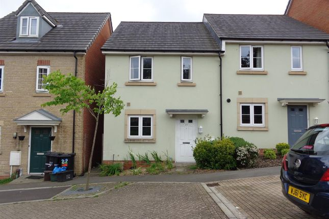 Thumbnail End terrace house for sale in Singers Knoll, Frome