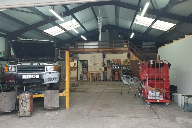 Thumbnail Industrial to let in Wolseley Road, Rugeley