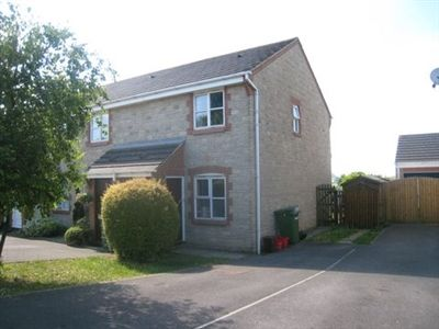 Thumbnail Terraced house to rent in Serel Drive, Wells, Wells