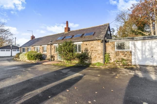 Thumbnail Bungalow for sale in Front Street, Dinnington, Newcastle Upon Tyne, Tyne And Wear