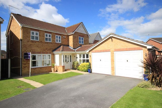 4 bed detached house for sale in Haller Close, Armthorpe, Doncaster