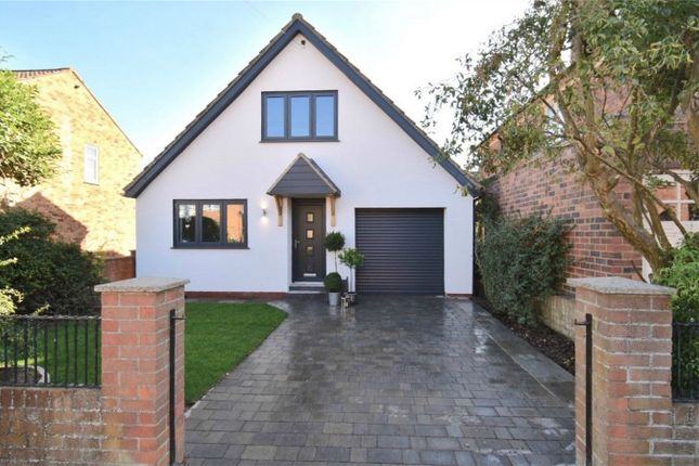 Thumbnail 4 bed detached house for sale in Moorland Road, Fulford, York