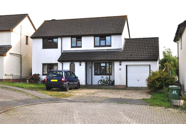 Thumbnail Detached house for sale in Hoopers Way, Torrington