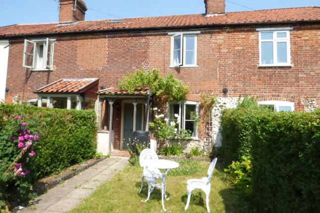 Thumbnail Cottage for sale in Mill Cottages, Mill Road, Stoke Holy Cross