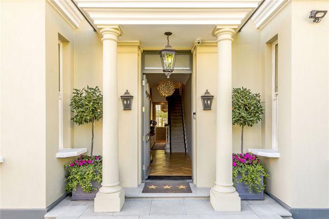 Thumbnail Detached house for sale in Dorset Road, Windsor, Berkshire