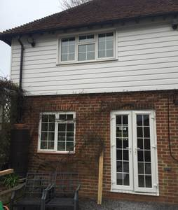 Thumbnail End terrace house to rent in Rocks Road, Sussex