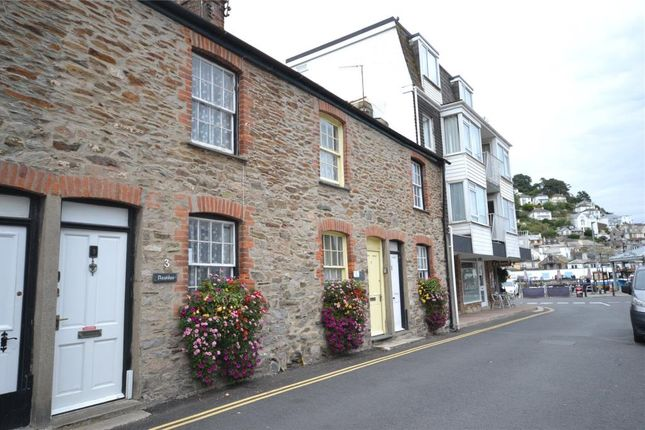 Thumbnail Terraced house for sale in New Cottages, West Looe Square, Looe, Cornwall