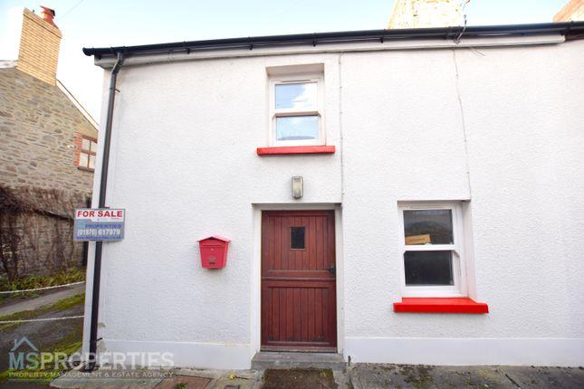 Thumbnail Cottage for sale in Llanrhystud, Ceredigion