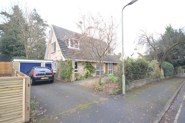 Thumbnail Detached bungalow for sale in Church Avenue, Farnborough, Hampshire