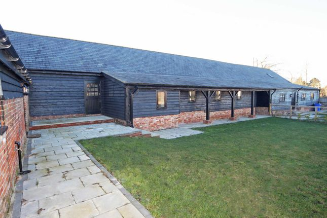 Thumbnail Barn conversion to rent in Home Farm Barns, Stradishall