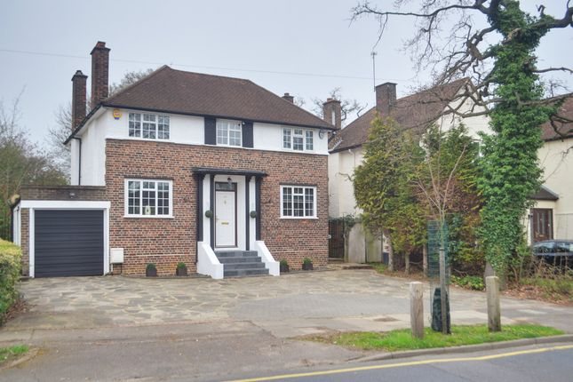 Thumbnail Detached house for sale in Lynwood Grove, Orpington