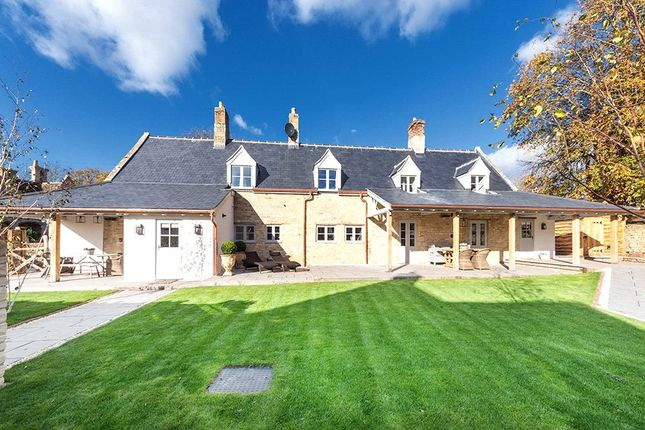 Thumbnail Detached house for sale in Main Street, Tinwell, Stamford, Lincolnshire