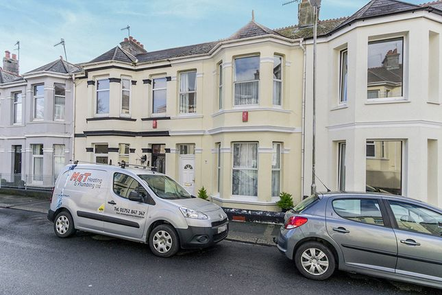 Thumbnail Terraced house to rent in Station Road, Keyham, Plymouth