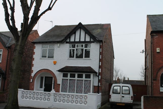 Thumbnail Detached house to rent in Harrington Drive, Lenton, Nottingham